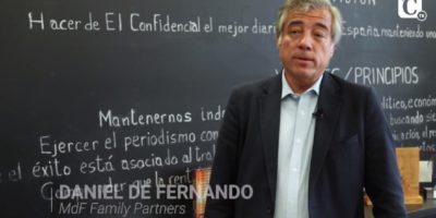 Daniel de Fernando at the XVII Round Table Cotizalia, MdF Family Partners