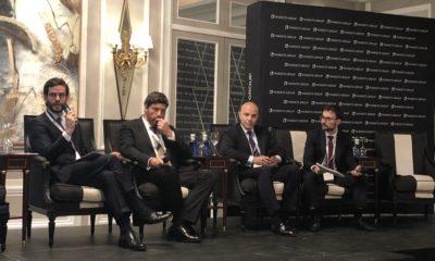 Pablo Arjona en el Private Wealth Spain Forum, MdF Family Partners