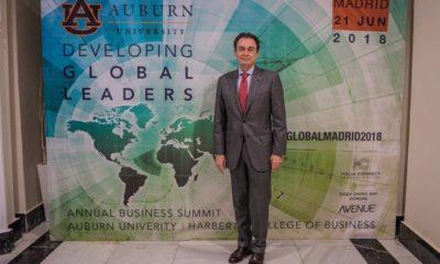 Annual Business Summit, Auburn University, Javier Muguiro MdF Family Partners