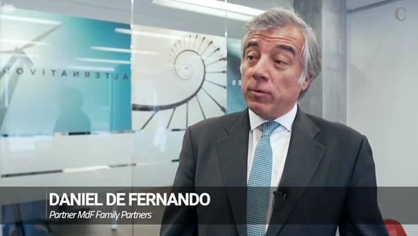 Daniel de Fernando XXII Round Table Cotizalia, MdF Family Partners