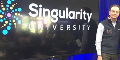 MdF Family Partners and WE at Singularity University, MdF Family Partners