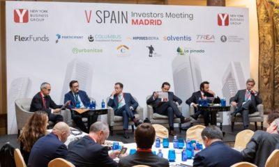 V Spain Investors Meeting 2019, MdF Family Office