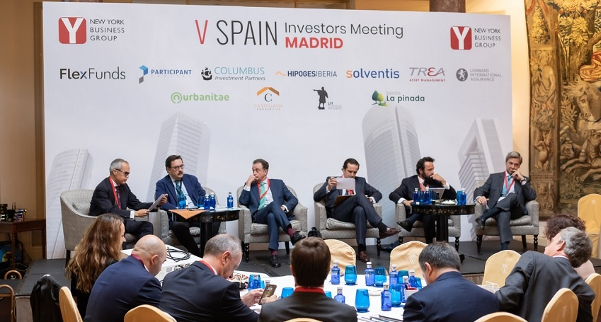 V Spain Investors Meeting 2019, MdF Family Office