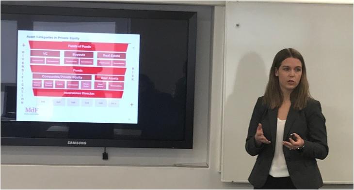 El rol de Private Equity en una Multi-Family Office internacional, Casilda Álvarez de Toledo MdF Family Partners