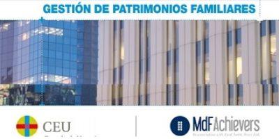 Curso Superior Gestión de Patrimonios Familiares - CEU, MdF Family Partners