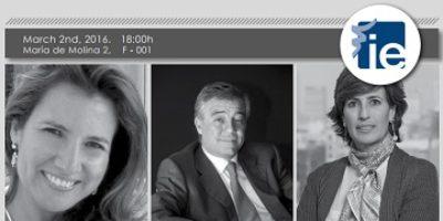 Executive Roundtable en el Instituto de Empresa de Mexico, MdF Family Partners