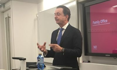 Javier de Muguiro en el Instituto de Empresa, MdF Family Partners
