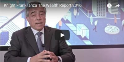 Knight Frank lanza The Wealth Report 2016, MdF Family Partners