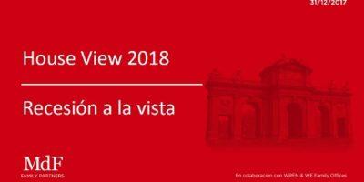 House View 19 de marzo de 2018, MdF Family Partners