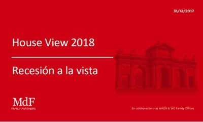 House View 19 de marzo de 2018, MdF Family Partners