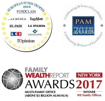 Premios y reconocimientos, MdF Family Partners