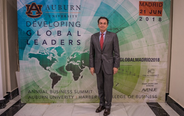 Annual Business Summit, Auburn University, Javier Muguiro MdF Family Partners