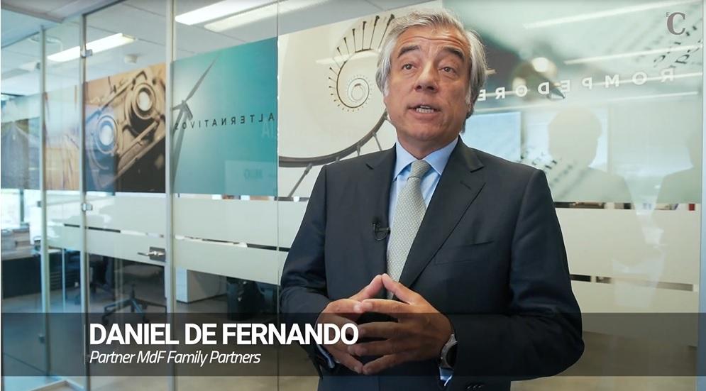 Daniel de Fernando Round Table Cotizalia, MdF Family Partners