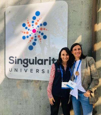 MdF en Singularity University, MdF Family Partners
